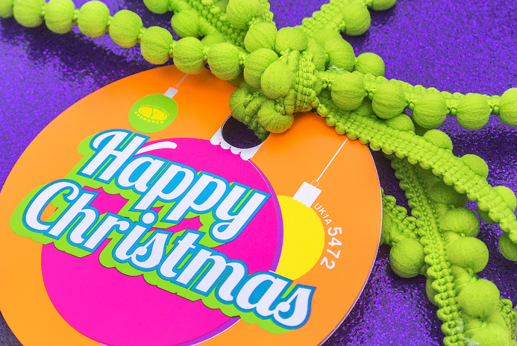 Lush Happy Christmas