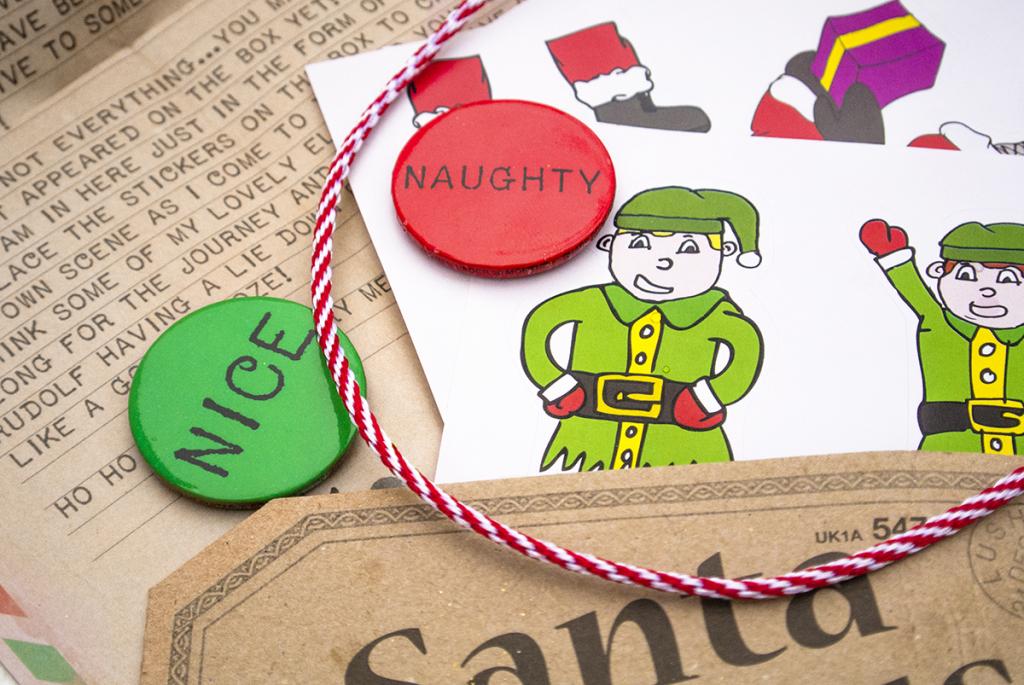 Lush Santa Clause 3