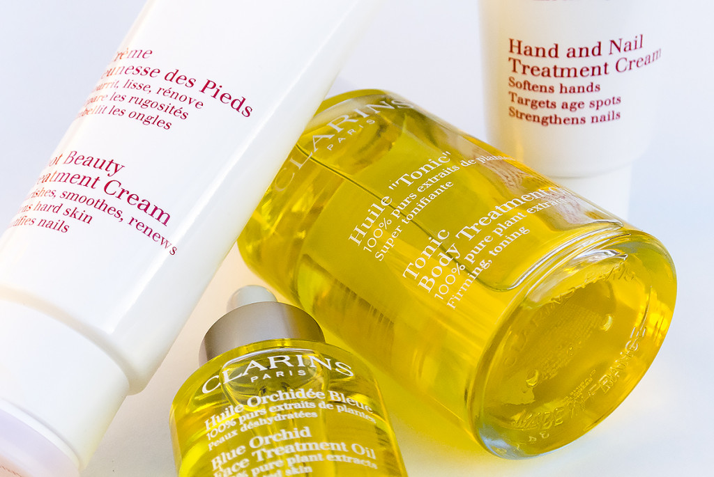 Clarins Winter Hand & Foot Care