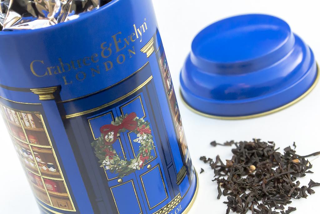 Crabtree & Evelyn Christmas Tea