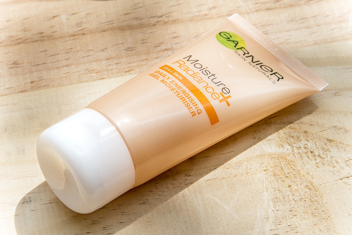 Garnier Moisture Match 24 Hour Revitalising Hydrating Gel Tube