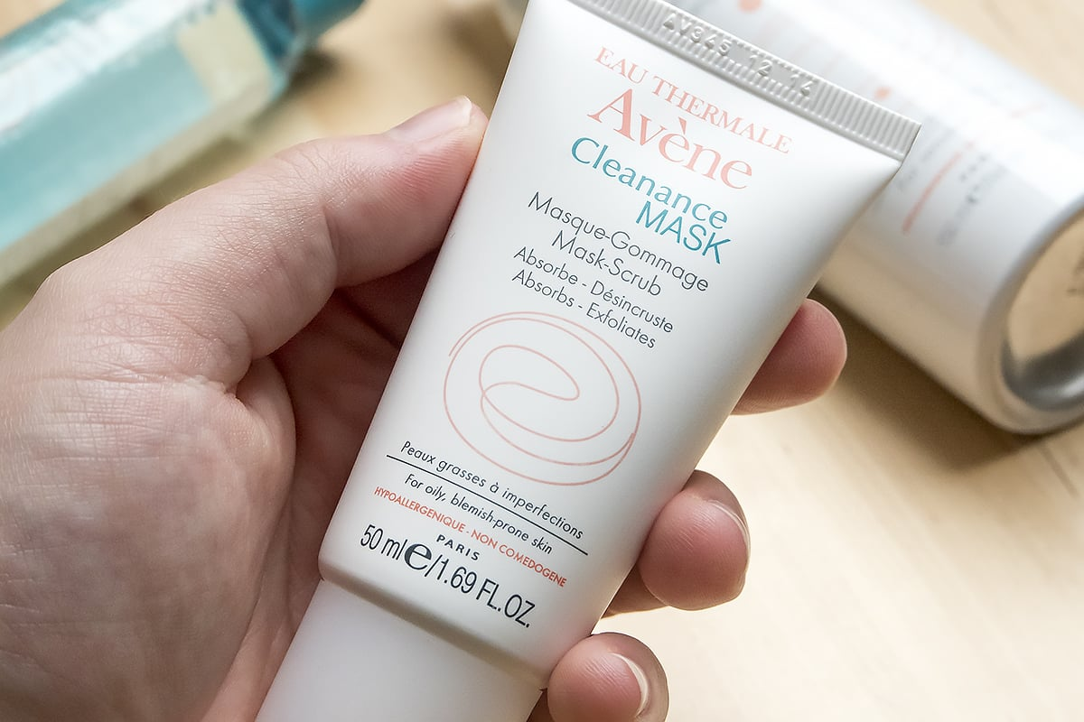 Clearing Acne once and for all with Avene