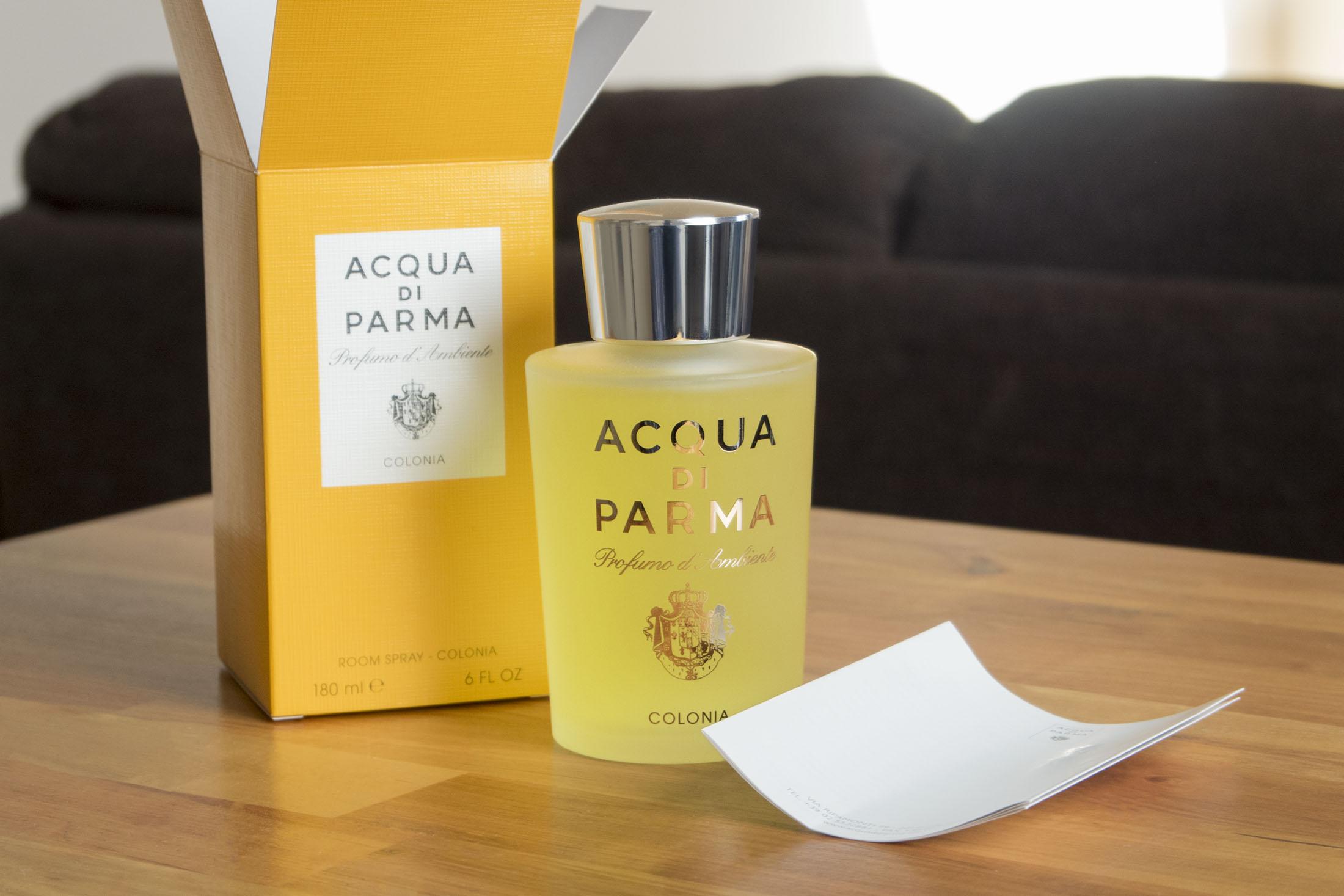 Acqua Di Parma Room Spray: Colonia Accord