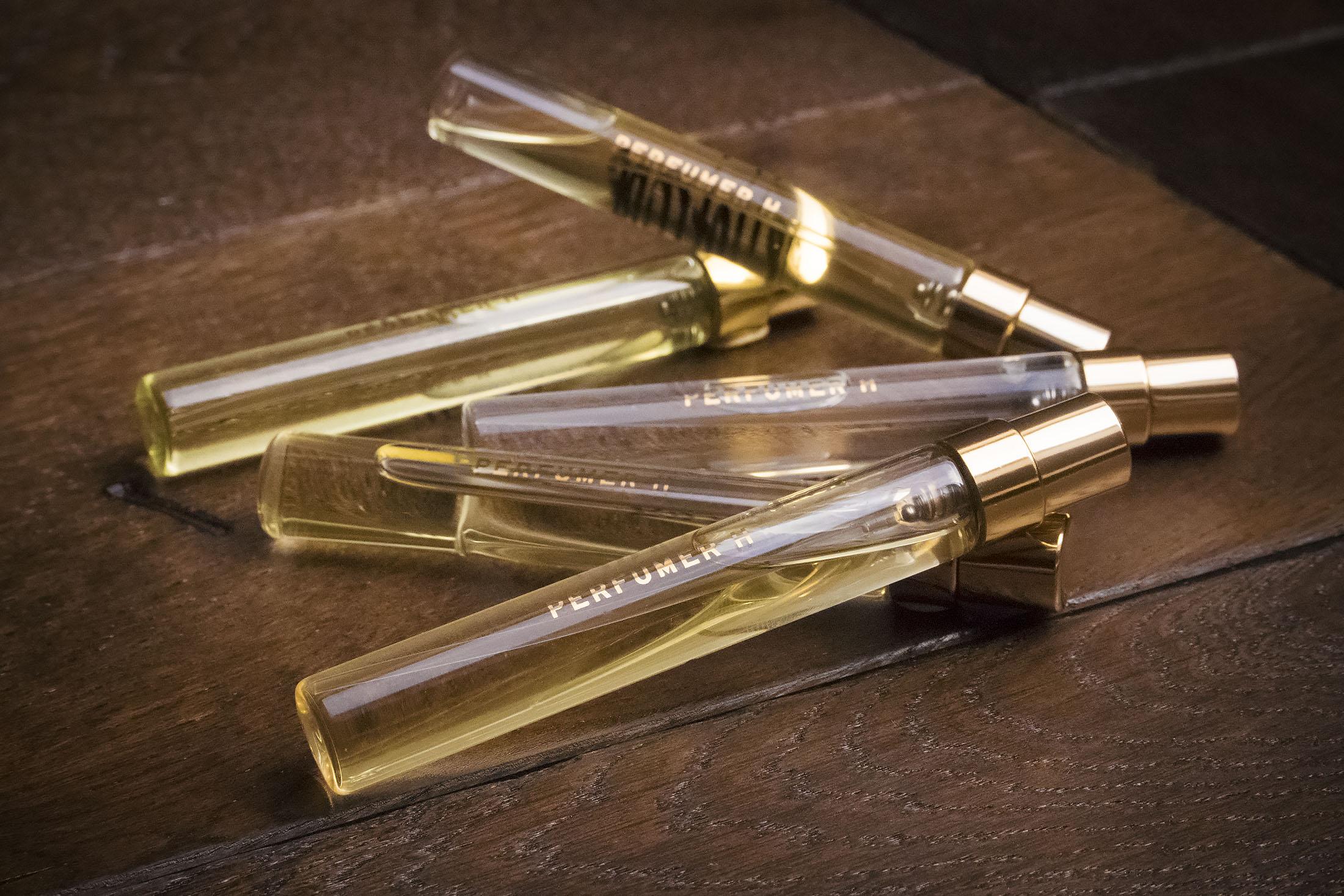 Perfumer H by Lyn Harris