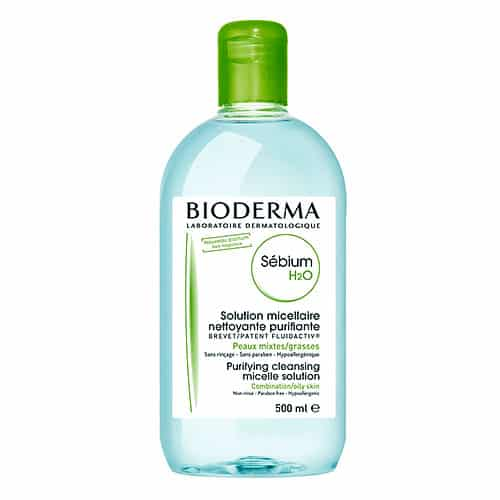 Bioderma Sebium H2O - Micelle Solution. £5/100ml. Escentual