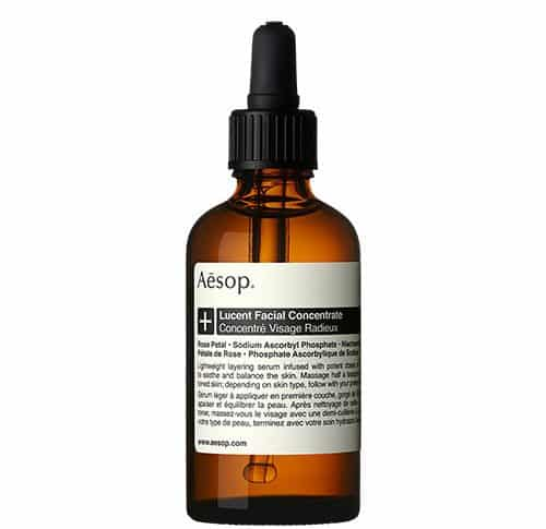 Aesop Lucent Facial Concentrate. £77/60ml. Aesop Online