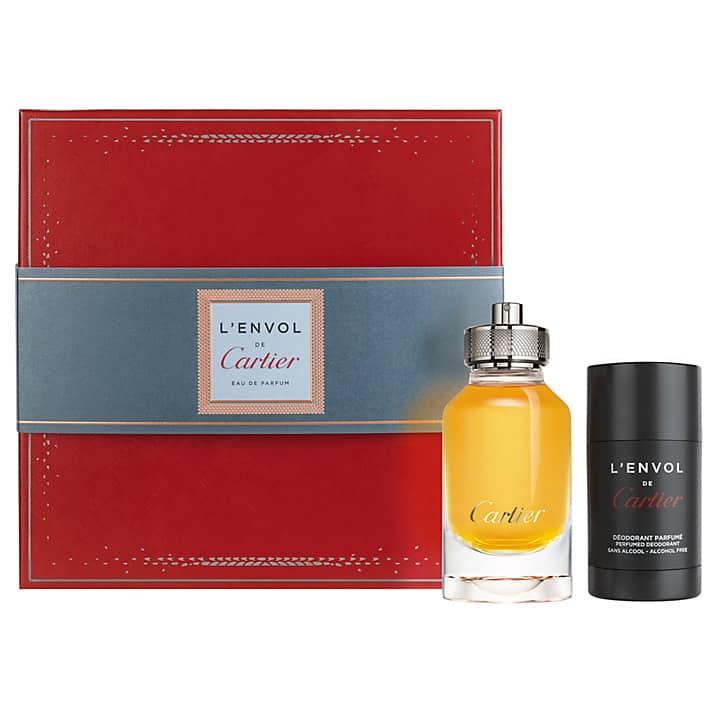 Cartier L'Envol de Cartier 80ml Eau de Parfum Fragrance Gift Set. £84. John Lewis