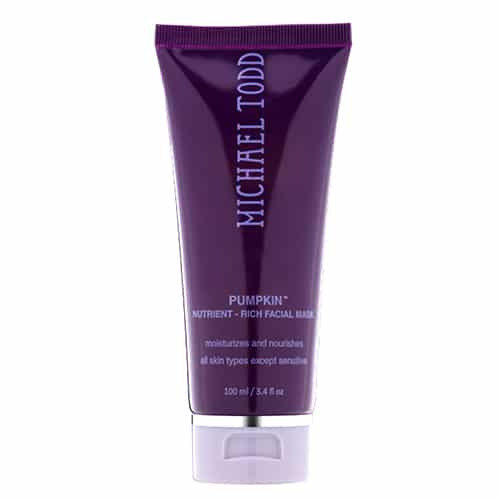 Michael Todd Enzyme Exfoliating Pumpkin Mask. £24. Michael Todd