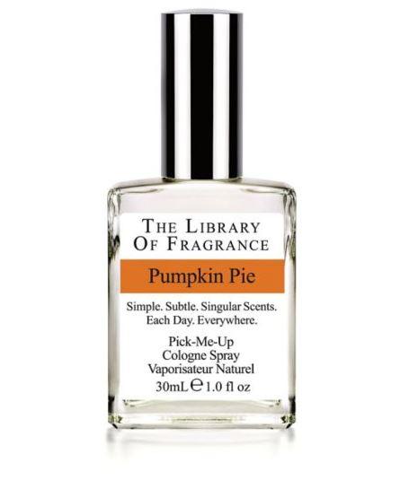 The Library of Fragrance Pumpkin Pie Eau de Toilette. £15. Boots.