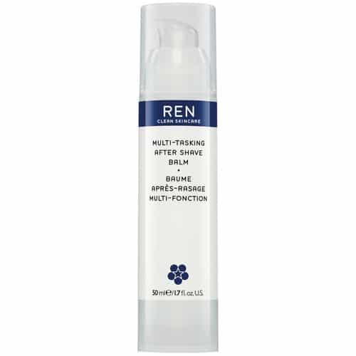 REN Multi-Tasking After Shave Balm 50ml. £22. Escentual