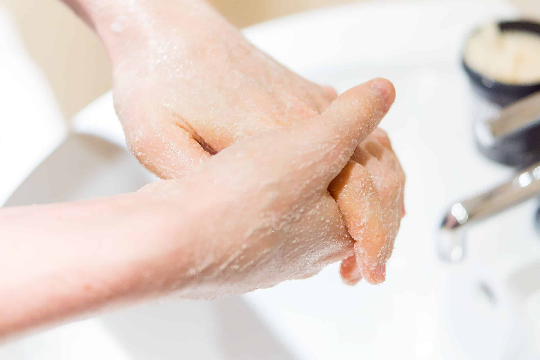 The Ultimate Hand Softening Routine