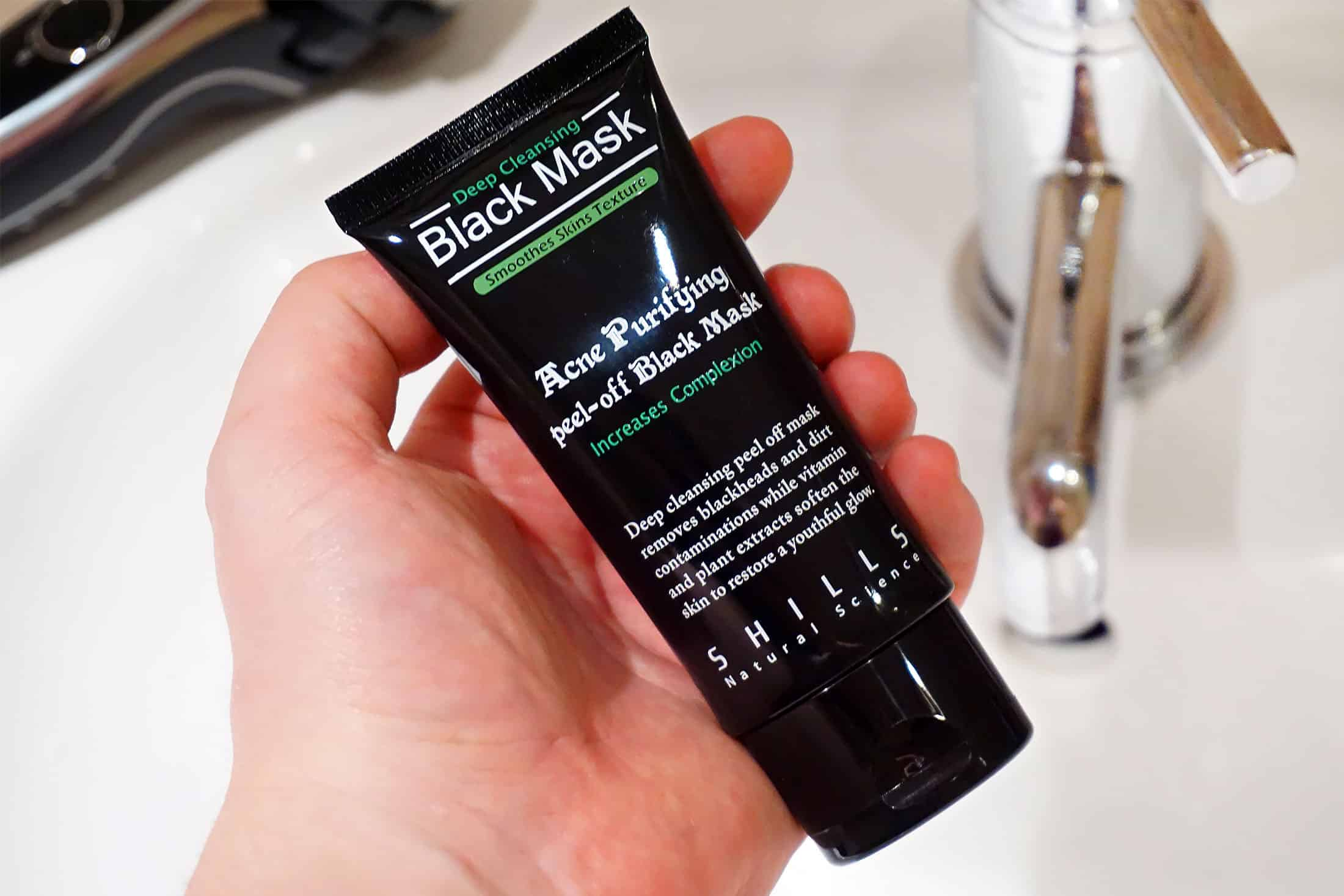 Do It Yourself: Make Your Own PVA Glue and Charcoal Pore Peel Mask