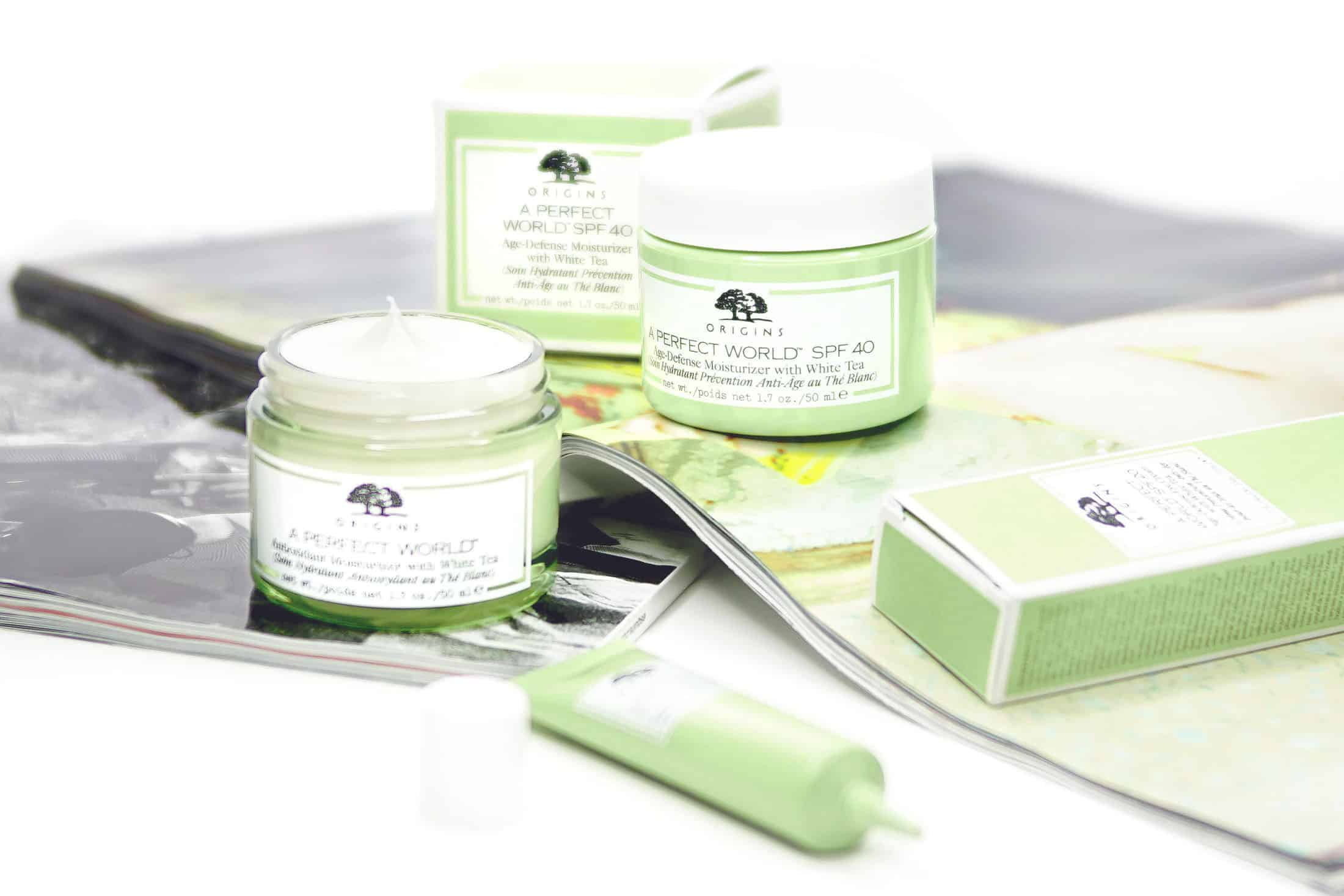 Origins A Perfect World Skincare Collection